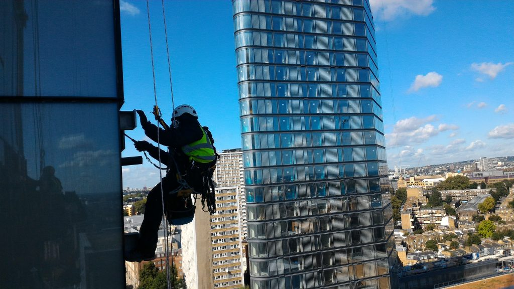 Rope Access Construction Services Repair Abseiling Ltd