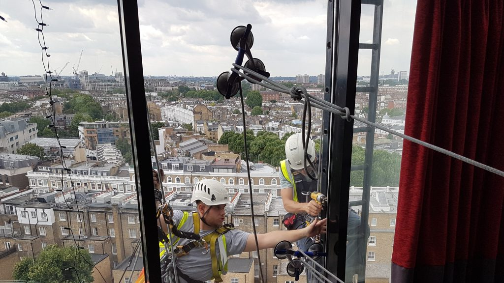 Commercial Glazing  Glass Replacement
